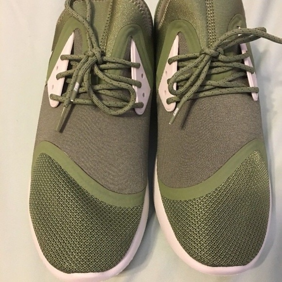 d410a86f8f Nike Shoes | Lunarcharge Essential Olive Sneaker | Poshmark